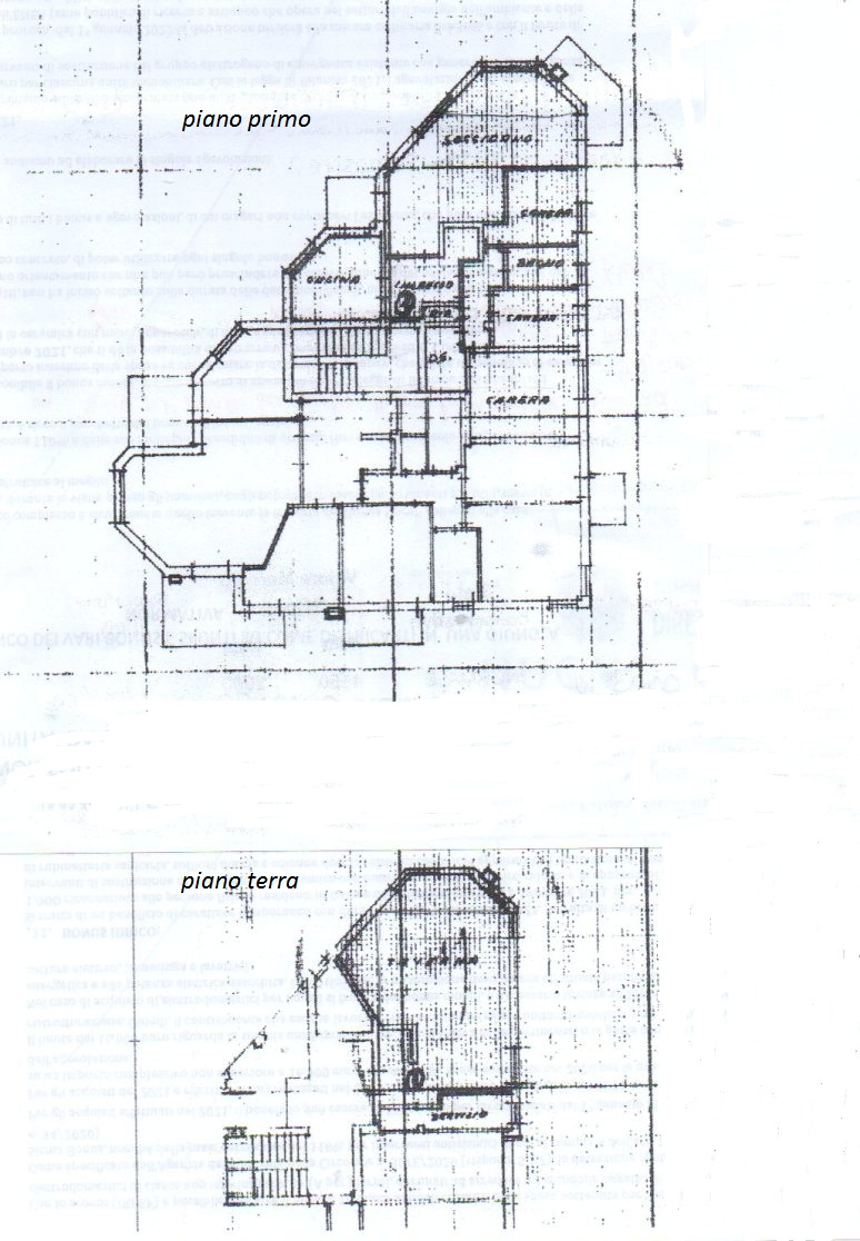 piano primo + taverna